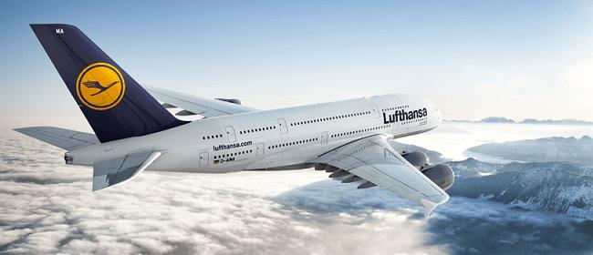 20€ Lufthansa sichern